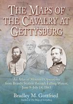 The Maps of the Cavalry at Gettysburg