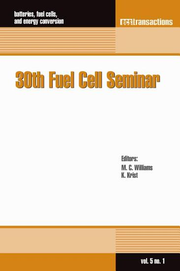 30th Fuel Cell Seminar PDF