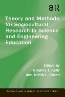 Theory and Methods for Sociocultural Research in Science and Engineering Education PDF