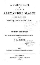 De gestis Alexandri Magni, regis Macedonum