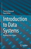 Introduction to Data Systems PDF