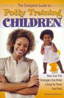 The Complete Guide to Potty Training Children PDF