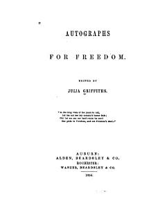 Autographs for Freedom PDF