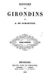 Histoire des Girondins: Volume6