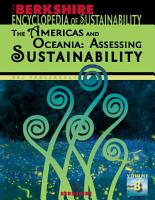 Berkshire Encyclopedia of Sustainability 8 10 PDF