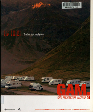 Tourism and landscape PDF