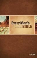 Every Man s Bible NIV