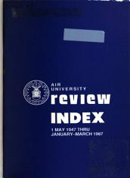 Air University Review PDF