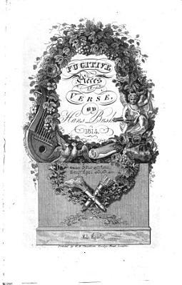 Fugitive Pieces in Verse