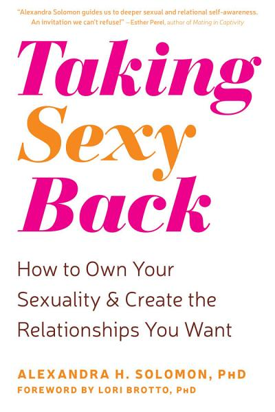 Download Taking Sexy Back Book