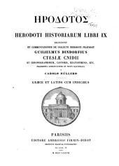 Herodoti Halicarnassensis historiarum libri IX