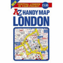 Handy Map of Central London