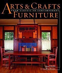 Arts   Crafts Furniture PDF