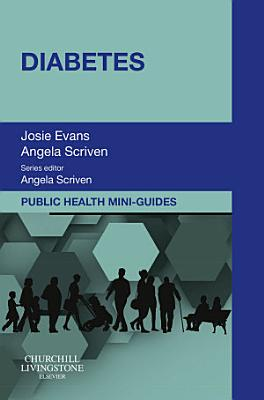 Public Health Mini-Guides: Diabetes E-book