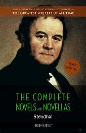 Stendhal: The Complete Novels and Novellas (Book House)