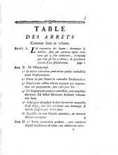 Jurisprudence de Flandres ou Arrêts: recueillis par M.M. Dubois d'Hermaville,... ; de Baralle,... ; de Blye ... ; de Flines... ; avec un commentaire sur la coutume de la salle de Lille par M. de Blye. Arrêts du Grand Conseil de Sa Majesté Impériale & Catholique residant à Malines, Volume3