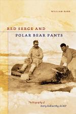 Red Serge and Polar Bear Pants