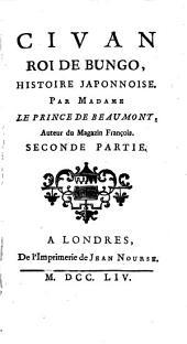 Civan roi de Bungo,: histoire Japonnoise, Volume2