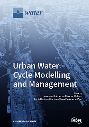 Urban Water Cycle Modelling and Management PDF