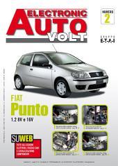 Manuale di elettronica Fiat Punto: 1.2 8V e 16V - EAV2