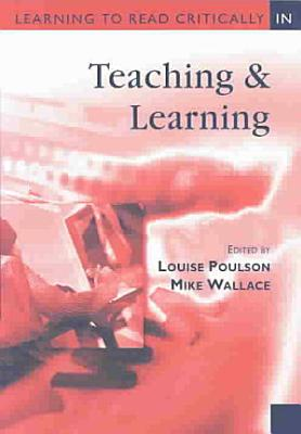 Learning to Read Critically in Teaching and Learning PDF