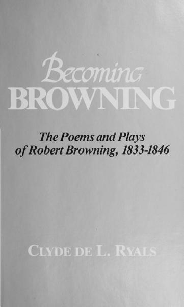 Download Becoming Browning Book