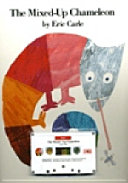 The Mixed Up Chameleon by Eric Carle(Step 2 -Tape포함)