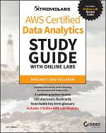 AWS Certified Data Analytics Study Guide with Online Labs