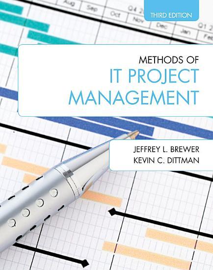 Methods of IT Project Management PDF