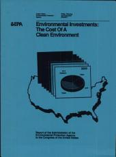 Environmental Investments: The Cost of a Clean Environment