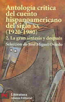 Antolog  a cr  tica del cuento hispanoamericano del siglo XX PDF