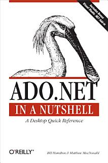 ADO NET in a Nutshell Book