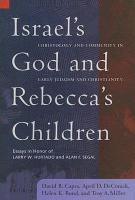 Israel s God and Rebecca s Children PDF