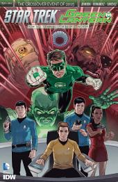 Star Trek/Green Lantern #1