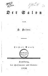 Der Salon: Volume 1