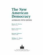 The New American Democracy PDF