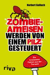 Zombieameisen werden von einem Pilz gesteuert: Die krassesten Fakten aus der Tierwelt