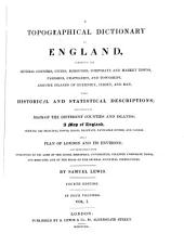 A topographical dictionary of England: Volume 1