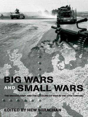 Big Wars and Small Wars PDF