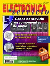 Electrónica y Servicio: Casos de servicio en componentes de audio