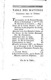 Tablettes d'un curieux ou variétés historiques, littéraires et morales