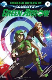 Green Arrow (2016-) #12