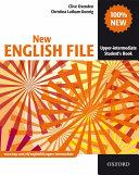 New English File  Upper Intermediate  Student s Book PDF