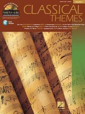 Classical Themes: Piano Play-Along, Volume 8