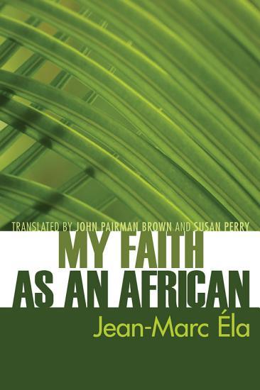 My Faith as an African PDF