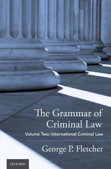 The Grammar of Criminal Law PDF