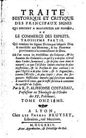 Traite' Historique et Critique des Principaux Signes
