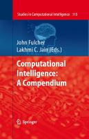Computational Intelligence  A Compendium PDF