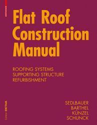 Flat Roof Construction Manual Book PDF