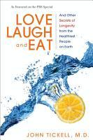Love  Laugh  and Eat PDF